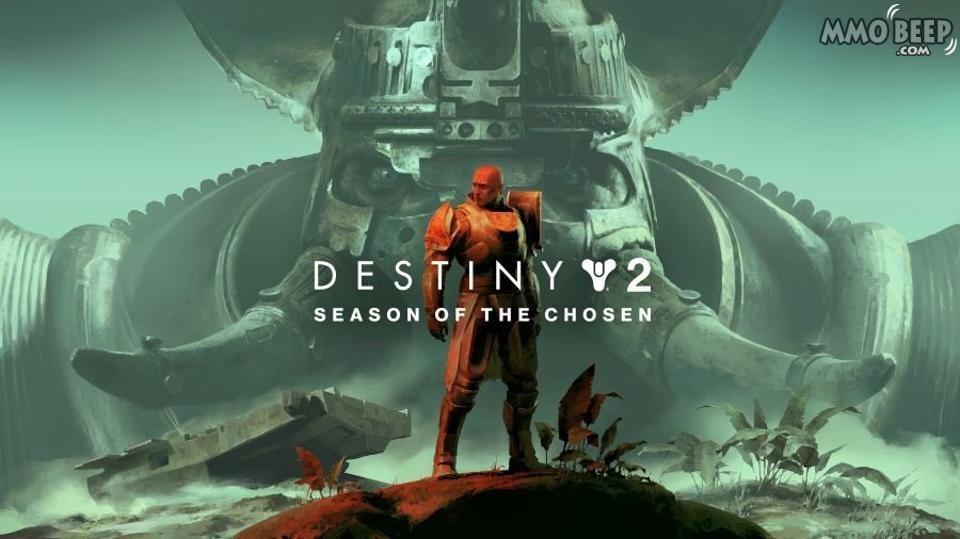 Destiny 2 Season Of The Chosen