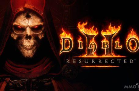 Diablo 2 Resurrected Has Been Announced