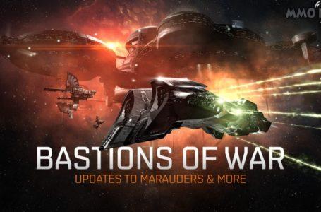 EVE Online Bastion Of War Update Is Bringing The Damage