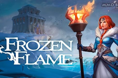 Frozen Flame Free Demo Live On Steam. The Demo Has New Enemy AI, Updated Zones, And New Music