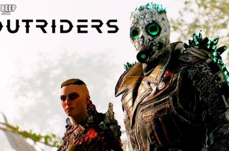 Outriders Demo Reaches 55K Players Peak On Steam