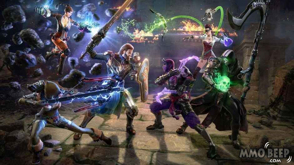 Skyforge Launches On Nintendo Switch
