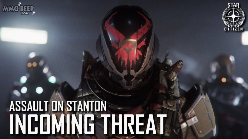 Star Citizen Assault On Stanton