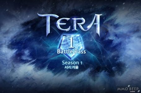 TERA first battle pass for consoles arrives on the latest patch
