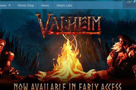 Valheim, in less than three weeks, sold over three million copies