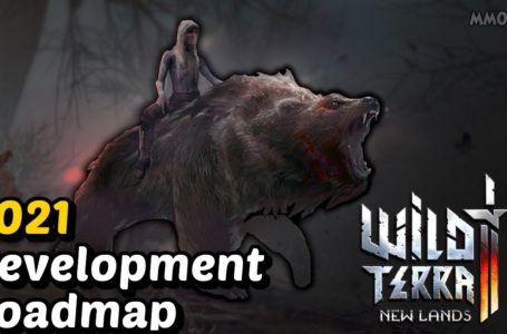 Wild Terra 2 roadmap for 2021 released, it includes combat improvements, auctions, and quests