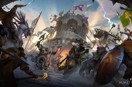 Albion Online Call to Arms Update Coming This March 17th