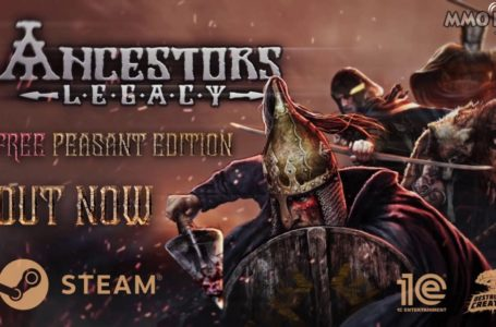 Ancestors Legacy Gets A Free To Play Version On Steam Called 'Free Peasant Edition'