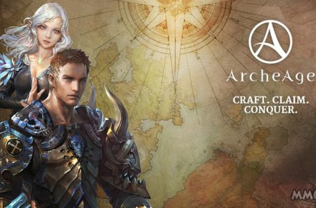 ArcheAge Asia Launchers A New Server With Garden of the Gods Expansion