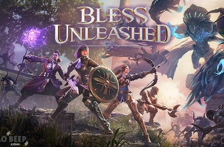 Bless Unleashed Spring Content Update Has Been Released