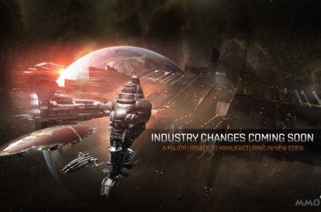 EVE Online Industry Changes Are Coming In April Update
