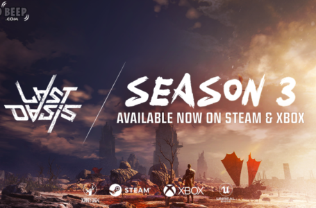 Last Oasis Season 3 will divide the map into Small Realms and will add the game to Xbox Game Preview