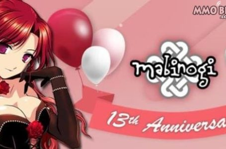 Mabinogi Will Celebrate 13 Years With Lots Of Balloons And Combat Challenges
