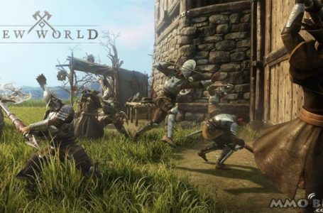New World Alpha Update Enhances Quest System And Adds Voice-Overs