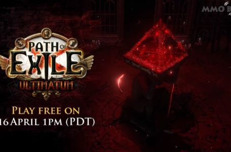 Path of Exile Expansion Will Be Released On April 16
