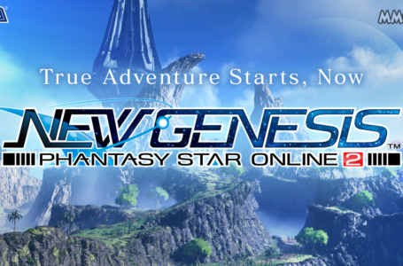 Phantasy Star Online 2 New Genesis New Info To Be Announced On March 18