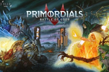 Primordials Battle Of Gods Is Now Free To Play On Steam And Epic Games Store