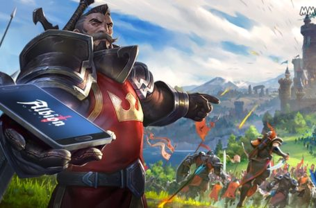 Albion Online iOS and Android Official Version Launches on This Summer