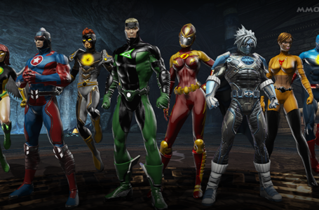 DC Universe Online Episode 40 World Of Flashpoint Is Now Available For Free