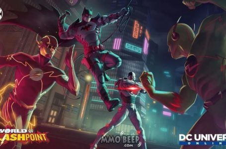 DCUO World Of Flashpoint Coming This April 15