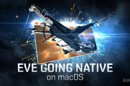 EVE Online Native Mac Client Will Be Released For Testing This Week