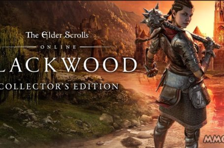 Elder Scrolls Online Blackwood trailer released and Console Enhanced  next-gen edition announced