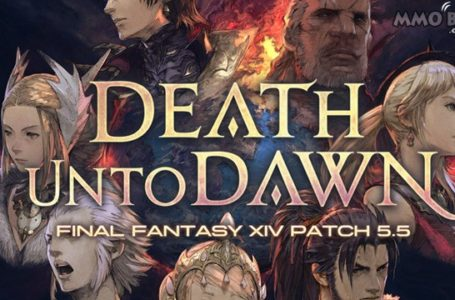 Final Fantasy XIV Death Unto Dawn New Info From The Producer Including A New Trailer