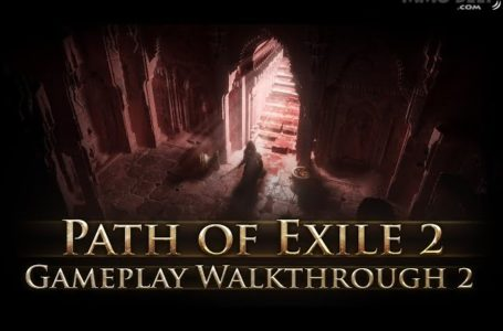 Grinding Gear Games Released A New Trailer For Path of Exile 2, Giving An Extensive Gameplay Look