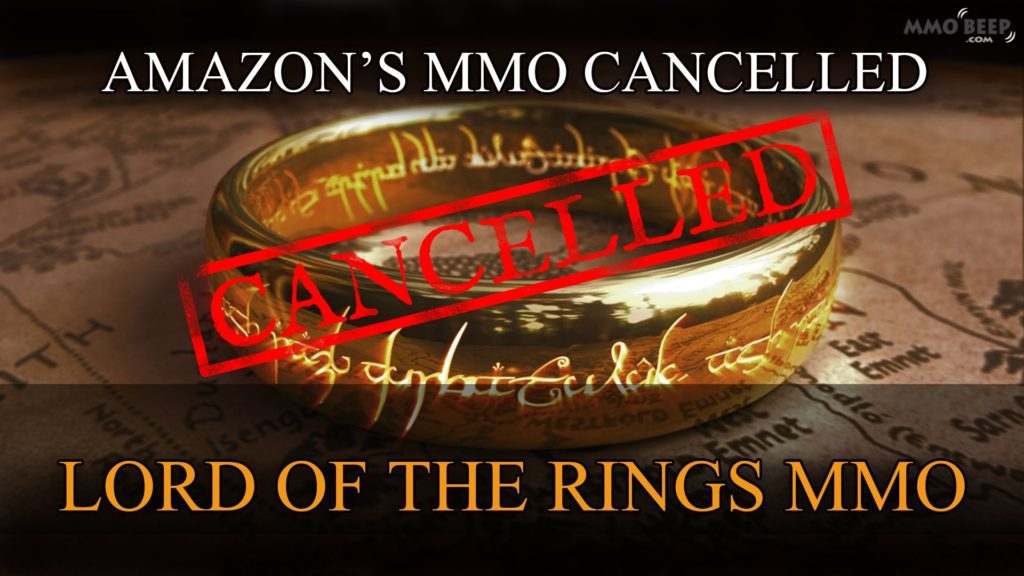 Lord-Of-The-Rings-MMO-Has-Been-Cancelled