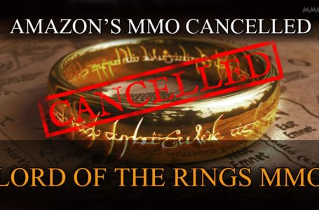 Lord Of The Rings MMO Has Been Cancelled Because Of Leyou And Amazon Squabble