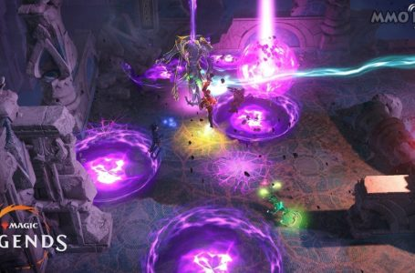 Magic Legends End Game Changes On The Horizon, Quality Of Life, And More In Latest Patch
