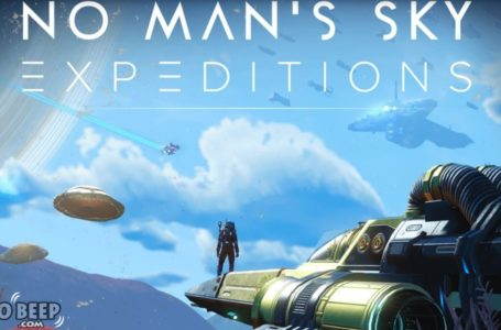 No Man Sky Expeditions Latest Update Brings New Multiplayer-Focused Activity