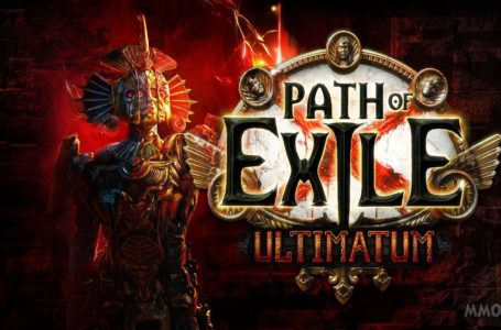 Path Of Exile Ultimatum Expansion Now Live