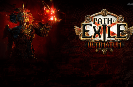 Path of Exile Ultimatum upcoming patch fixes several bugs and introduces few adjustments