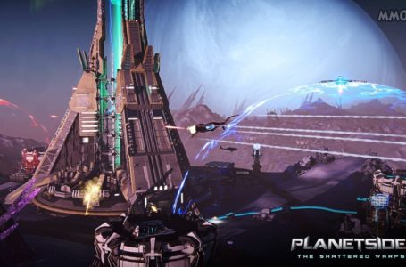 PlanetSide 2 Containment Site Update Has Been Released