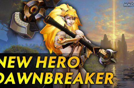 Valora The Dawnbreaker Released In The Latest Dota 2 Patch