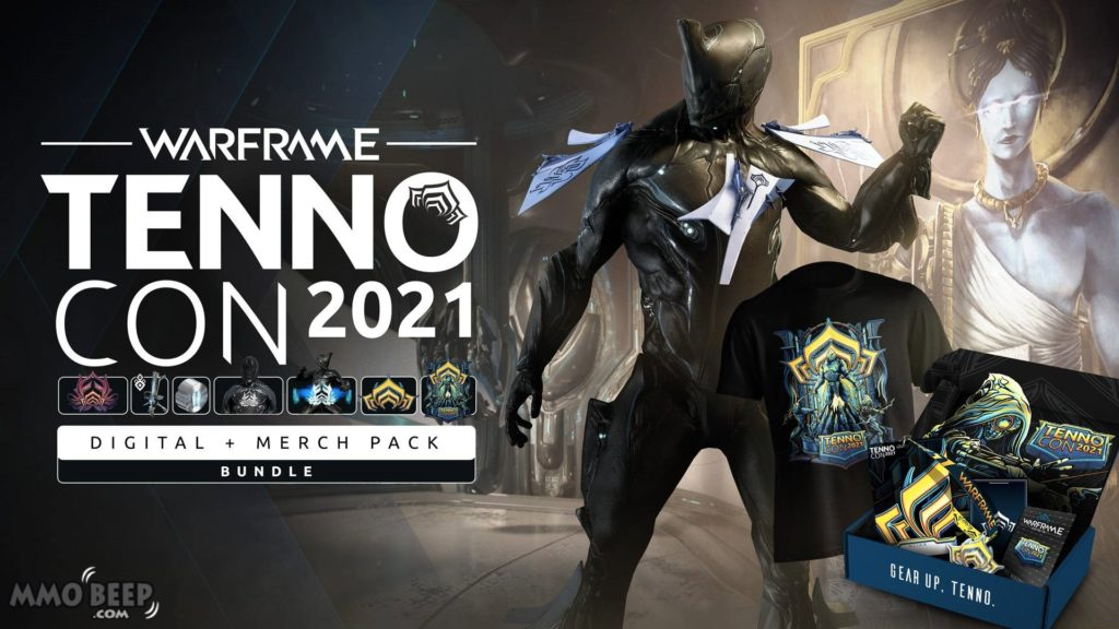 Warframe-Tennocon-2021