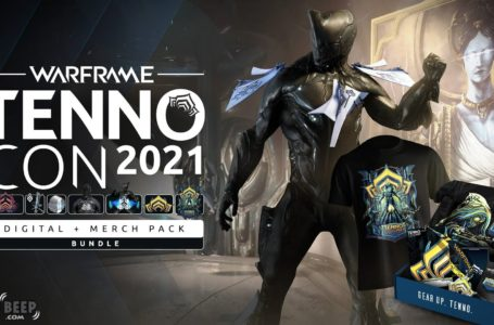 Warframe Tennocon 2021 Will Be A Digital Event This Year As Well