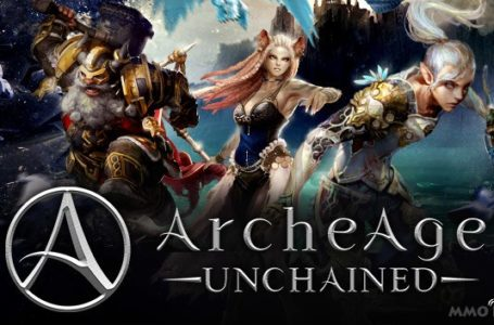 ArcheAge Unchained Stronger Together Campaign Still Ongoing Trying To Find Best Guilds Out There