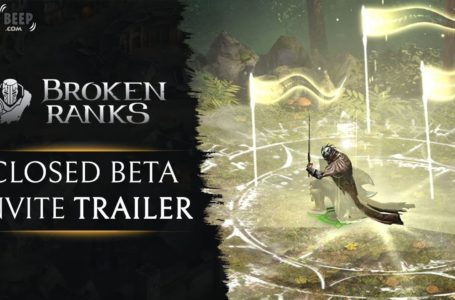 Broken Ranks Closed Beta Arriving Later This Month While Players Can Sign Up Now For Access