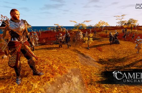 Camelot Unchained Movement System Will Be Completely Changed In Future Update