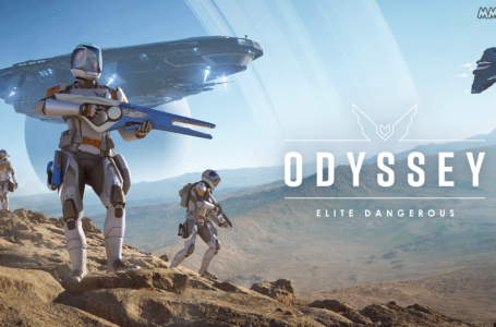 Elite Dangerous Odyssey has been released on May 19