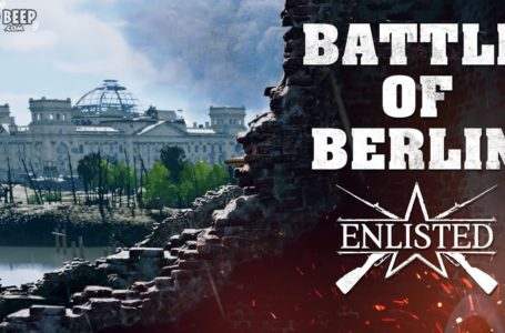 Enlisted Battle of Berlin closed beta moved to its next phase, and adds new maps and weapons in latest patch