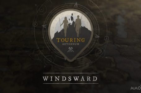 New World Windsward Preview Showcased In Touring Aeternum Video Series