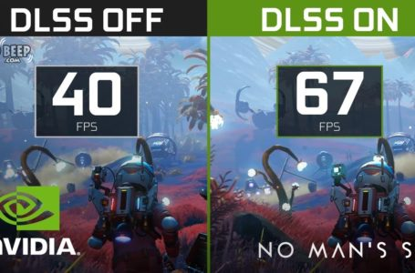 No Man's Sky DLSS Was Released In The Latest Update, Which Also Makes The Game The First Ever To Bring DLSS to VR