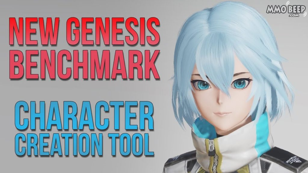 PSO2-New-Genesis-Benchmark-Test-And-Character-Creator