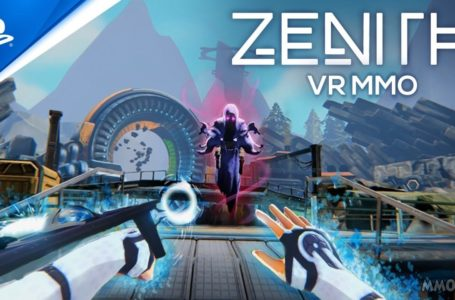 VR MMO Zenith Second Alpha Test Was Delayed To July 10th