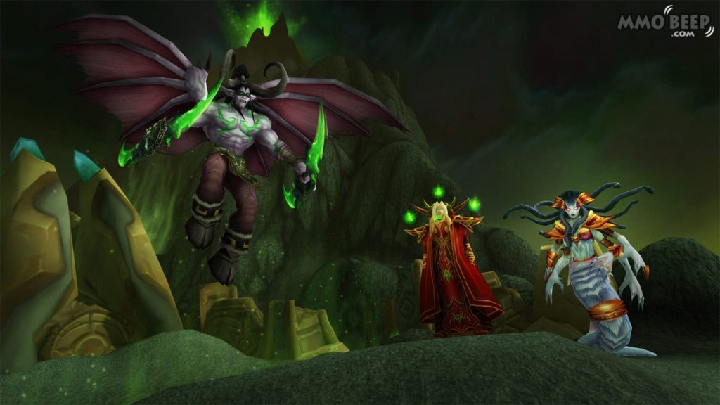 World-Of-Warcraft-Classic-Burning-Crusade