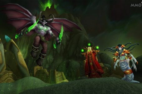 World Of Warcraft Classic Burning Crusade Expansion Will Launch On June 1 With Pre-Patch Releasing On May 18