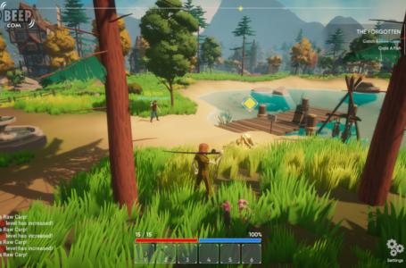 TitanReach displays interesting koblin, animals, props, weapons animations